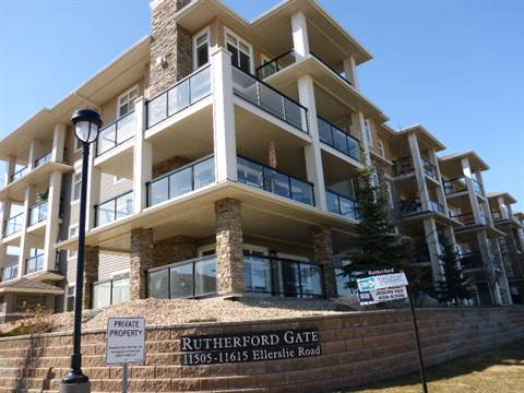 Edmonton South East 2 bedroom Condominium For Rent