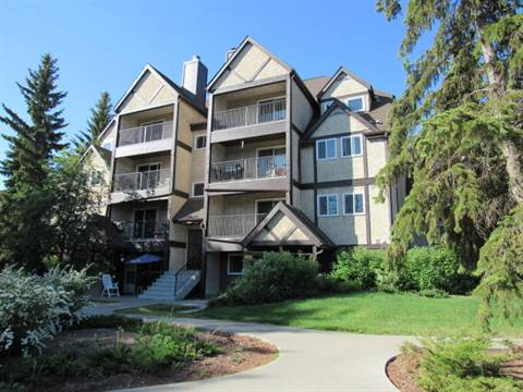 St. Albert 1 bedroom Condominium For Rent
