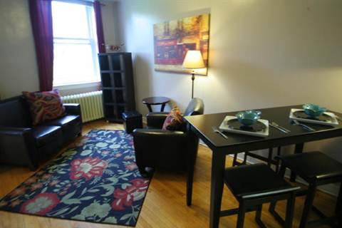 Windsor 1 chambre à coucher Appartement