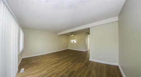 Brooks 2 bedroom Townhouse