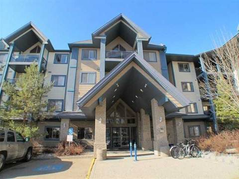 Edmonton West 2 bedroom Condominium For Rent