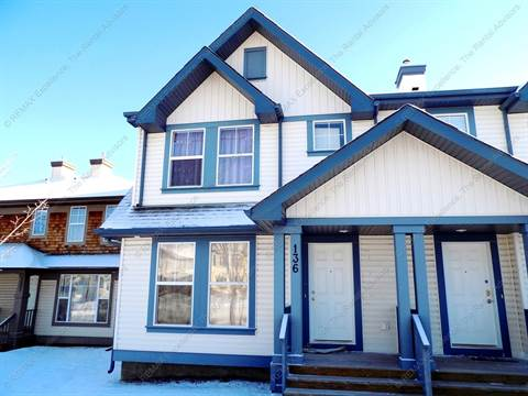 Edmonton West 3 bedroom Townhouse For Rent