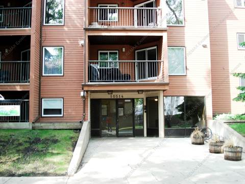 Edmonton North West 1 bedroom Condominium For Rent