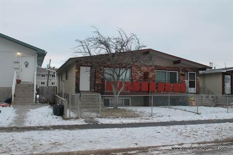 Edmonton Du nord-ouest 3 chambre à coucher Four-Plex À louer