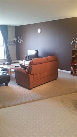Edmonton South East 1 bedroom Condominium For Rent