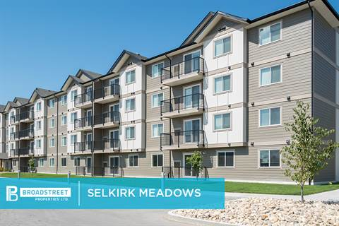 Selkirk Manitoba Apartment For Rent