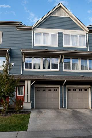 Edmonton Downtown 2 bedroom Townhouse For Rent
