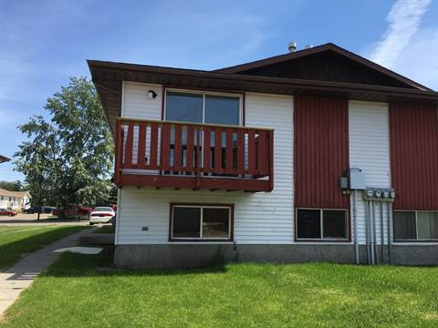 Red Deer Alberta Four-Plex à louer