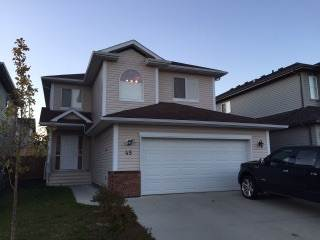 Fort Saskatchewan House for rent, click for more details...