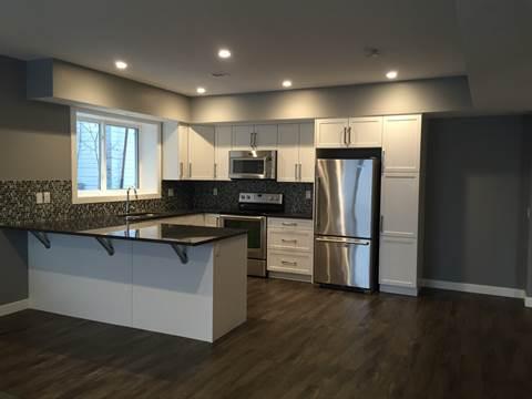 Stony Plain 2 bedroom Basement Suite