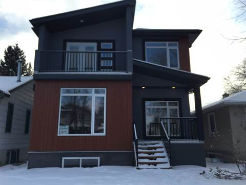 Edmonton Du centre 2 chambre à coucher Appartement en sous-sol À louer