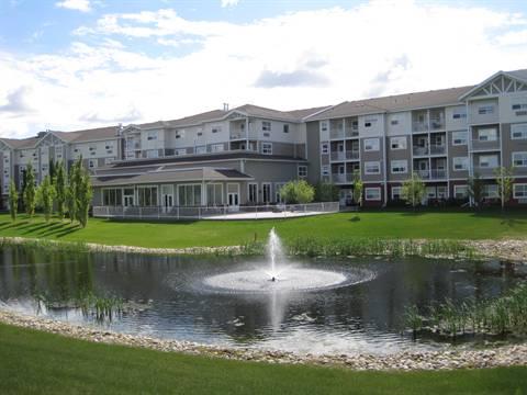 Fort Saskatchewan 1 chambre à coucher Condominium