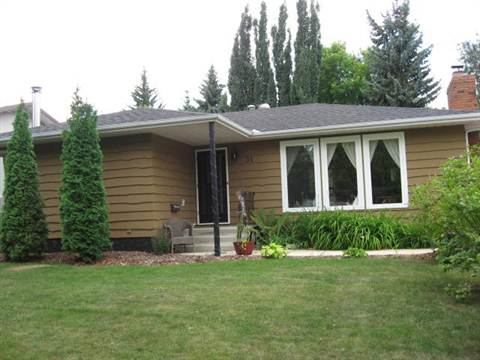 St. Albert Main Floor Only for rent, click for more details...