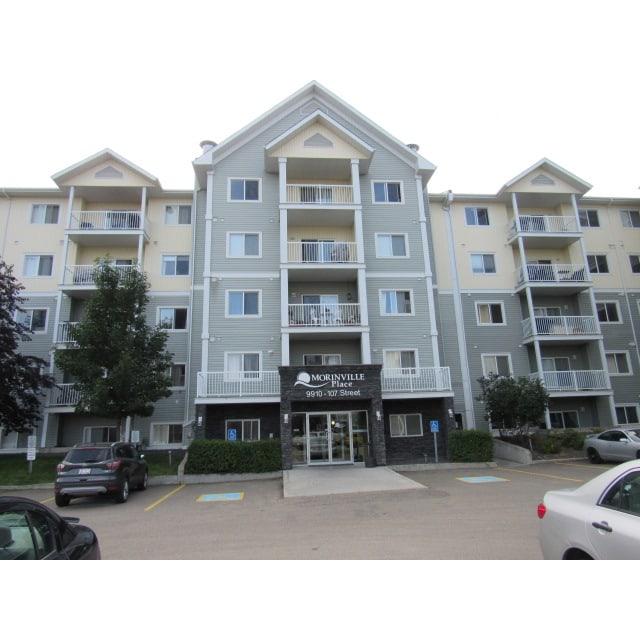 Morinville Condominium pour le loyer, cliquer pour plus de détails...