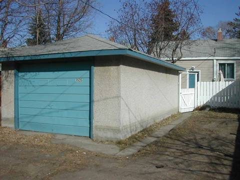 Edmonton South West Garage Space For Rent