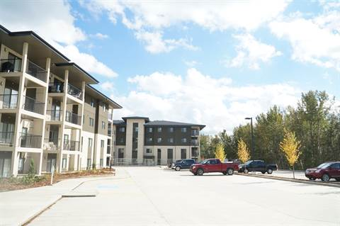 Sherwood Park 2 bedroom Apartment For Rent
