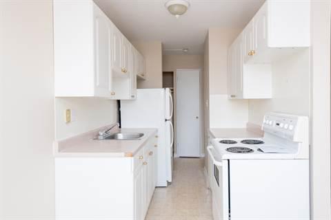 Edmonton Downtown 2 bedroom Condominium For Rent