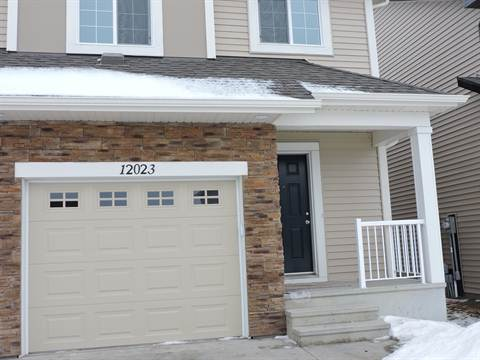 Edmonton North East 3 bedroom Duplex For Rent