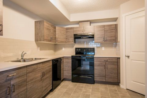 Leduc Four-Plex for rent, click for more details...