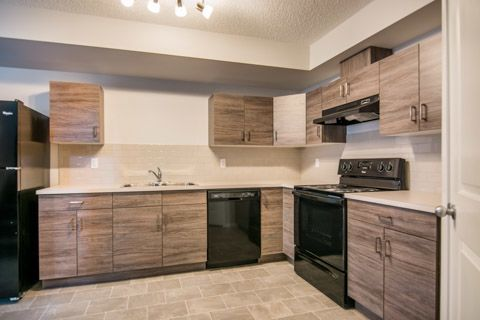 Leduc 3 bedroom Four-Plex For Rent