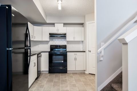 Leduc Alberta Four-Plex For Rent