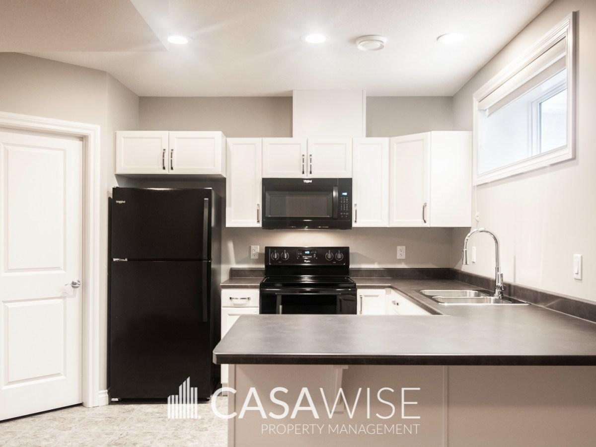 Leduc Basement Suite for rent, click for more details...