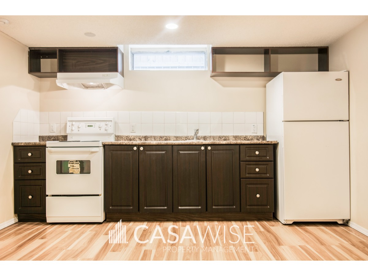 Edmonton Alberta Basement Suite For Rent