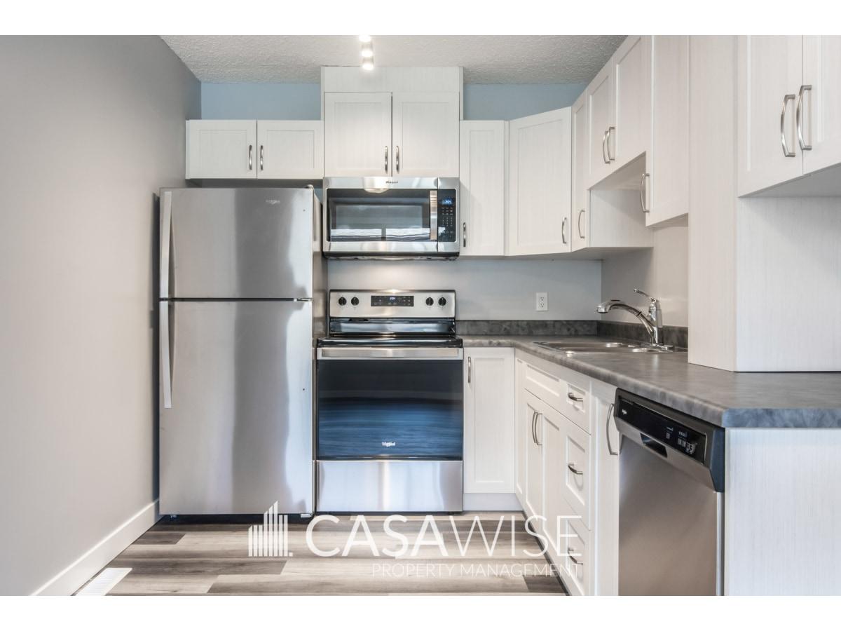 Fort Saskatchewan Four-Plex for rent, click for more details...
