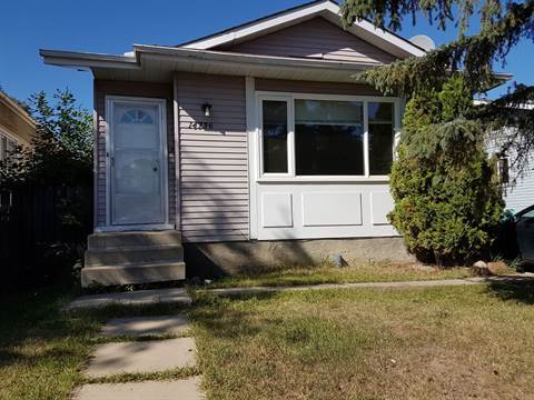 Edmonton Alberta Main Floor Only for rent, click for details...
