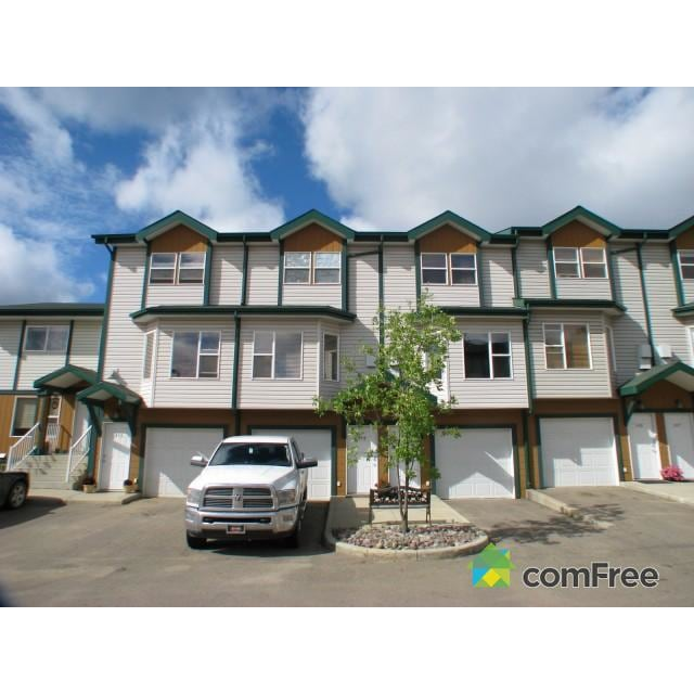 Fort McMurray 2 Bedrooms Townhouse For Rent