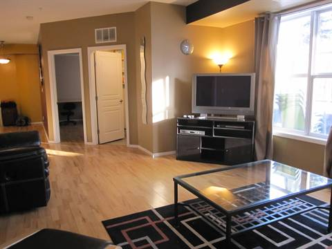 Edmonton South West 3 bedroom Condominium For Rent