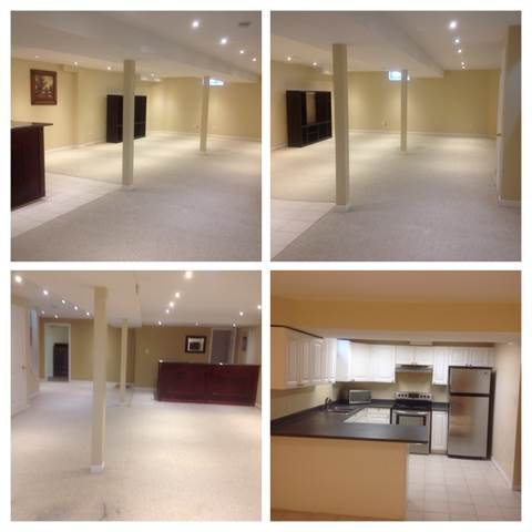 Mississauga Ontario Basement Suite For Rent