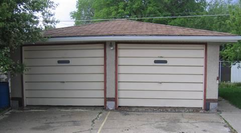 Edmonton Alberta Garage Space for rent, click for details...