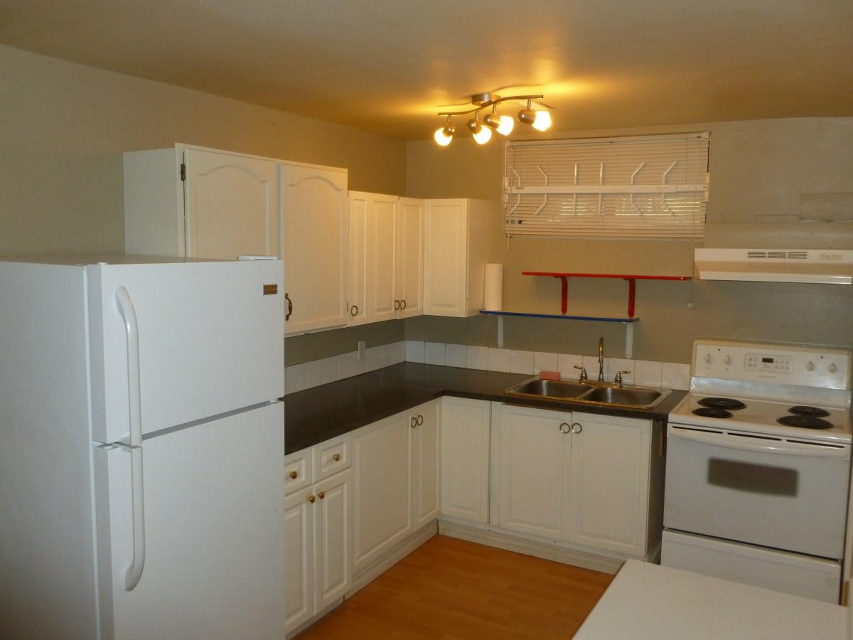 Calgary Alberta Appartement en sous-sol à louer