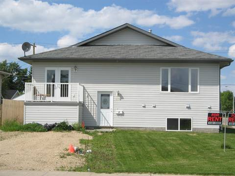 Grande Prairie 3 bedroom Triplex For Rent