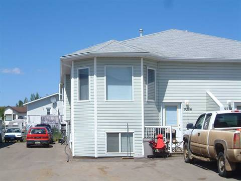 Grande Prairie Four-Plex for rent, click for more details...