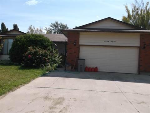 Grande Prairie Alberta House for rent, click for details...