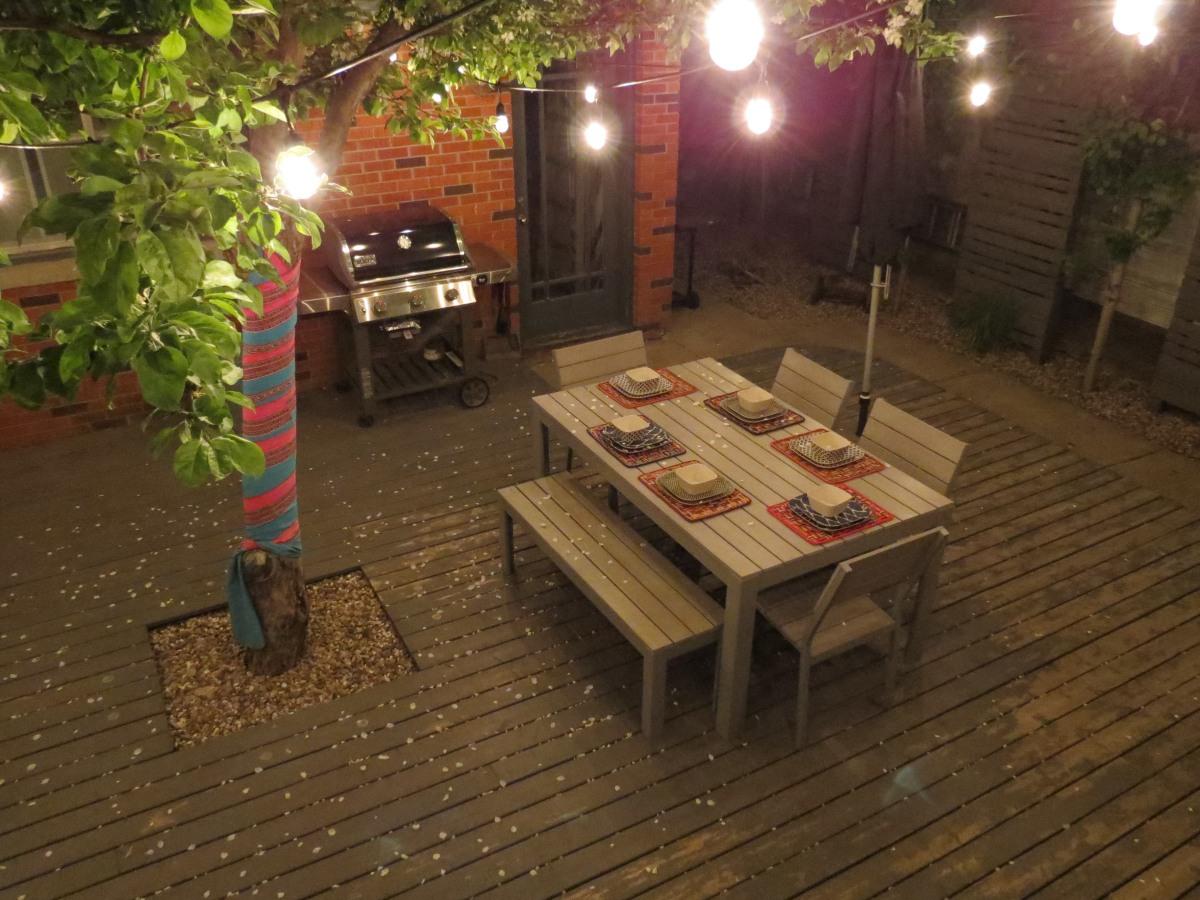 Edmonton House. Intimate Summer Nights