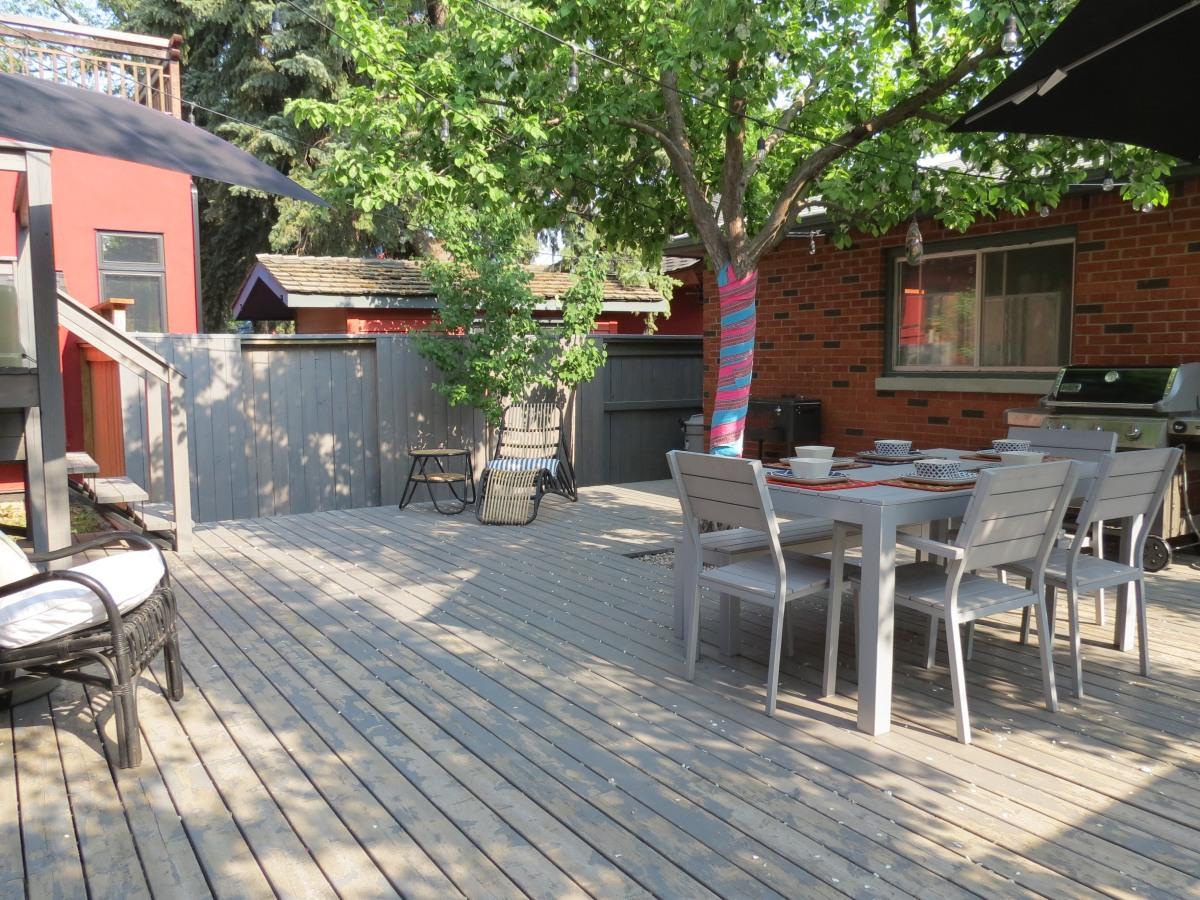 Edmonton House. Barbecue Party!!!