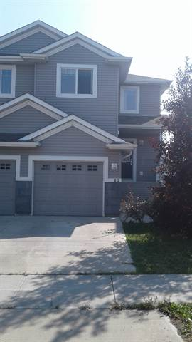 Leduc Alberta Duplex for rent, click for details...