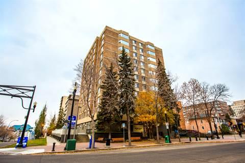 Edmonton Sud 1 chambre à coucher Appartement À louer