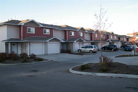 Leduc Alberta Townhouse for rent, click for details...