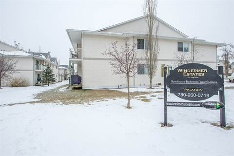 Spruce Grove Alberta Apartment for rent, click for details...