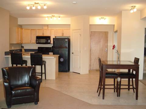 Grande Cache Condominium for rent, click for more details...