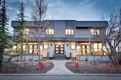 Edmonton Downtown 3 bedroom Four-Plex For Rent