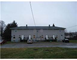 Kitimat 2 bedroom Four-Plex