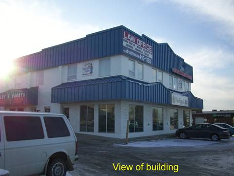 Sherwood Park Commercial Property