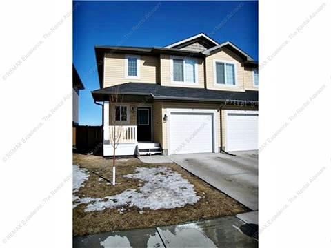 Fort Saskatchewan Duplex pour le loyer, cliquer pour plus de détails...