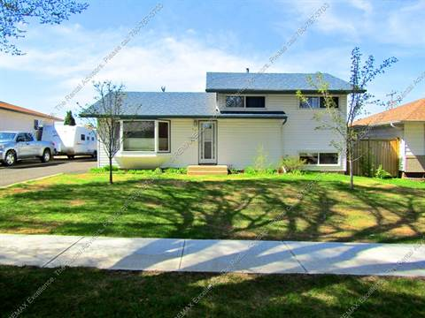 St. Albert Alberta House for rent, click for details...
