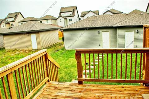 Spruce Grove 3 bedroom Duplex
